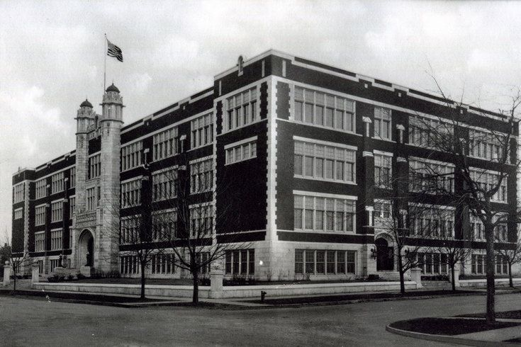 Our school in the 1930s