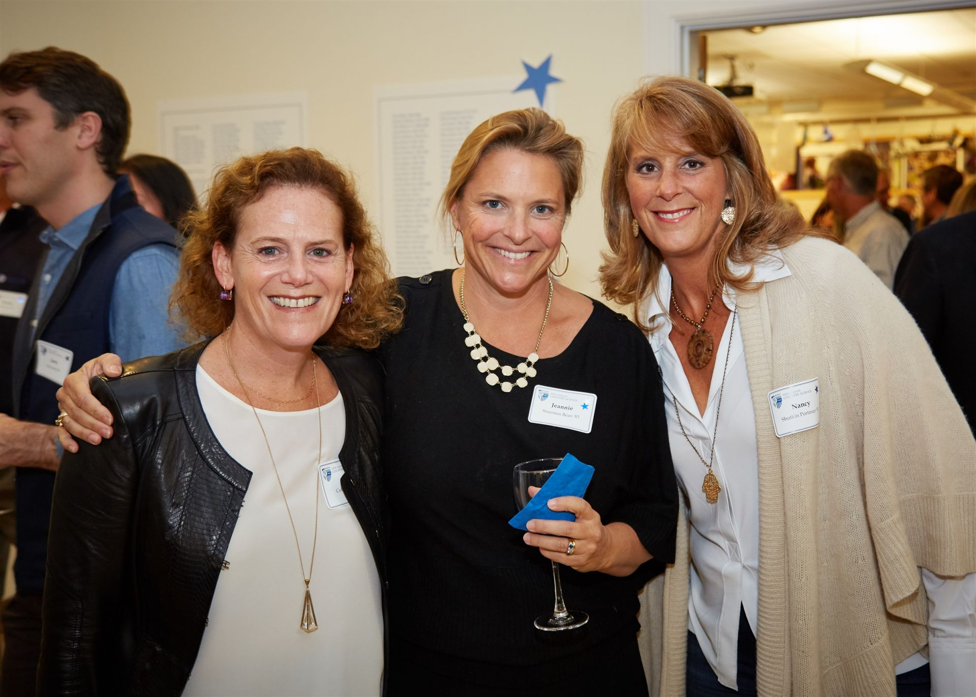Centennial Celebration Weekend: Jennifer Zonis '82, Jeannie Bean '83, Nancy Shutkin Portman '83