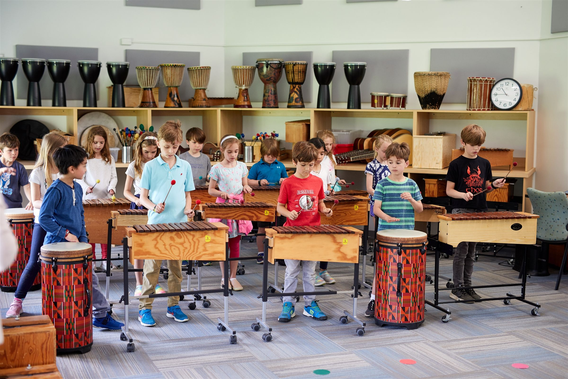 Lower School Music Room