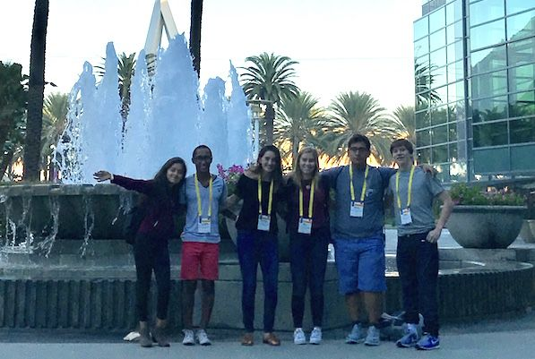 A group of ninth graders attend the national <b>Student Diversity Leadership Conference </b>to delve into issues of diversity, equity and inclusion with peers from across the country.