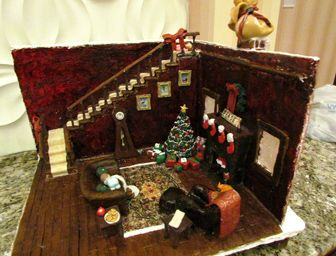 For the second year that Lakeview Academy has participated in the Grove Park Inn Gingerbread Competition, the team has placed in the top 10
