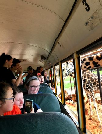 7th grade travels to middle Georgia for Trip Week