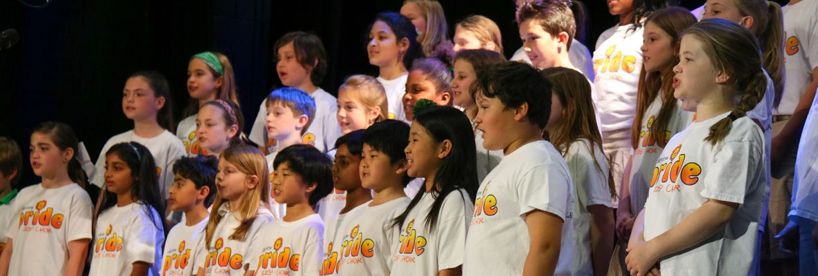 Lakeview Pride Kids Choir (Lower School)