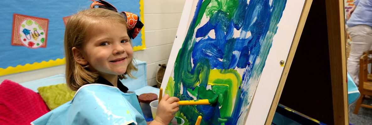 Visual Arts in Lower School
