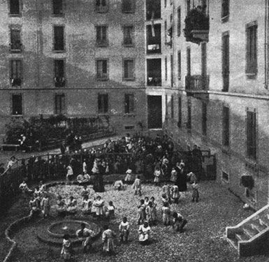 In 1907 Montessori opened Casa dei Bambini, a childcare center in a poor inner-city district of Rome. Its success brought her methods world-wide attention.