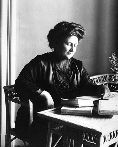 In 1909 Montessori published her landmark book, The Montessori Method. As a public figure, Maria also campaigned vigorously on behalf of women's rights. She was recognized in Italy and beyond as a leading feminist voice.
