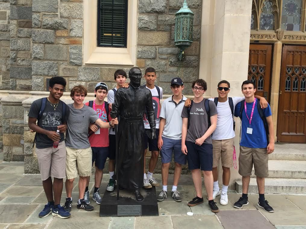 2015 Mid-Atlantic College Tour