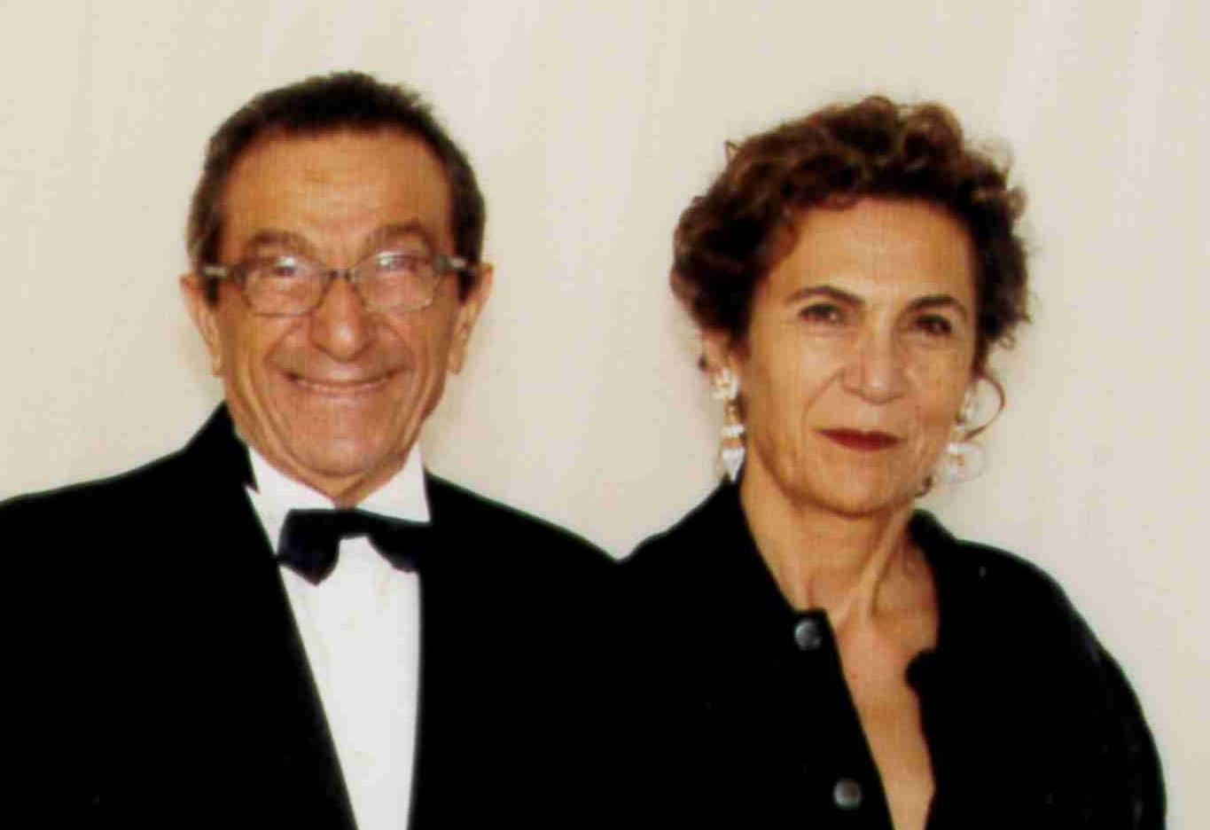 Younes and Soraya Nazarian