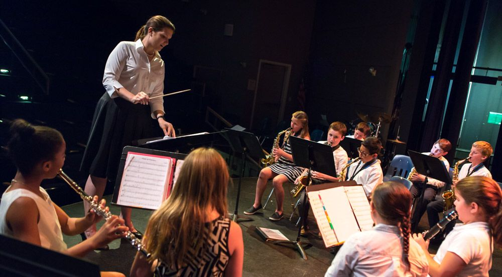 Music at Derby Academy