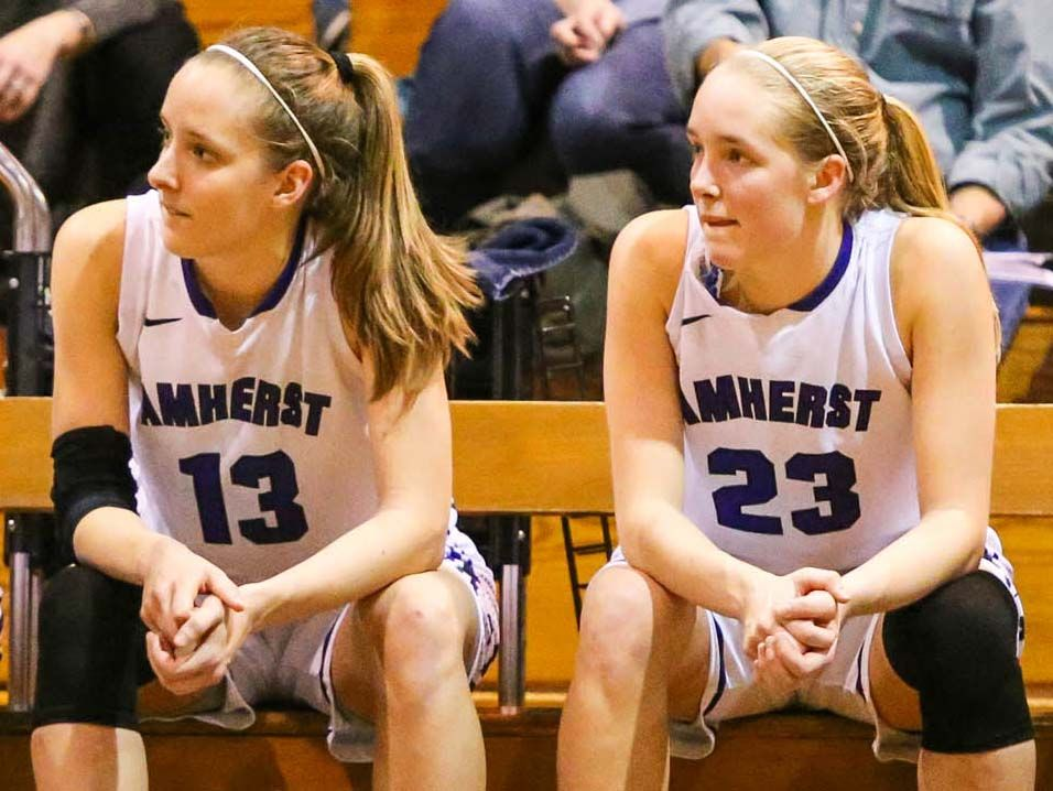 As senior co-captains, Ali and Meredith led Amherst to the Division III NCAA Championship, and Ali was named the Division III National Player of the Year.