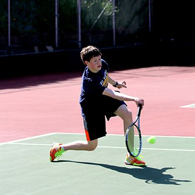 Tennis for Middle Schoolers