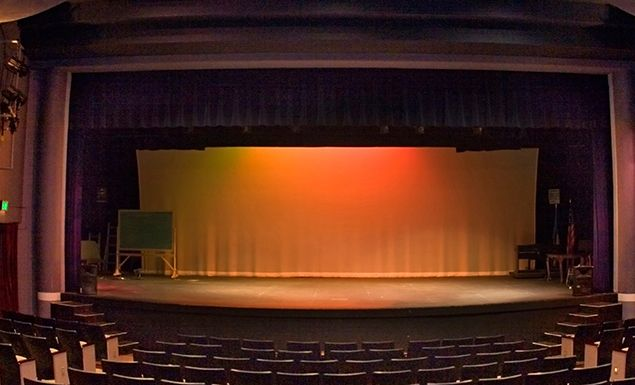 The Kemper Theatre seats 350 patrons and provides a professional stage for students to hone their talent in acting, directing, technical theater and set design.