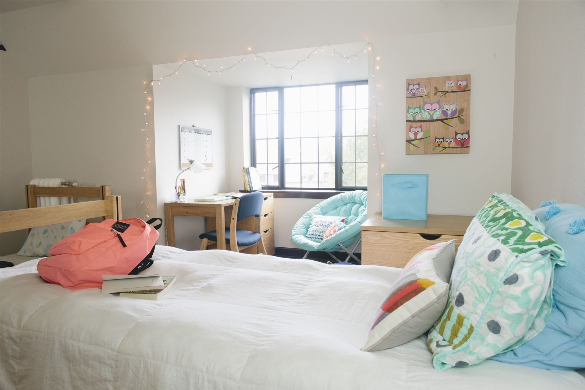 Girls Boarding School Dorm Room