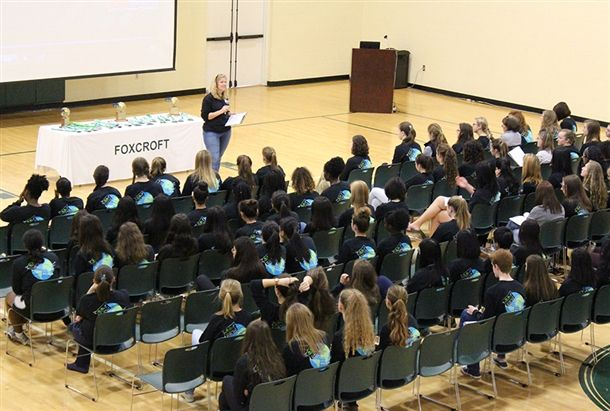 Last Saturday, the Athletic/Student center welcomed almost 200 high school and middle school girls for the sixth annual Expedition K2M: The STEM Summit.