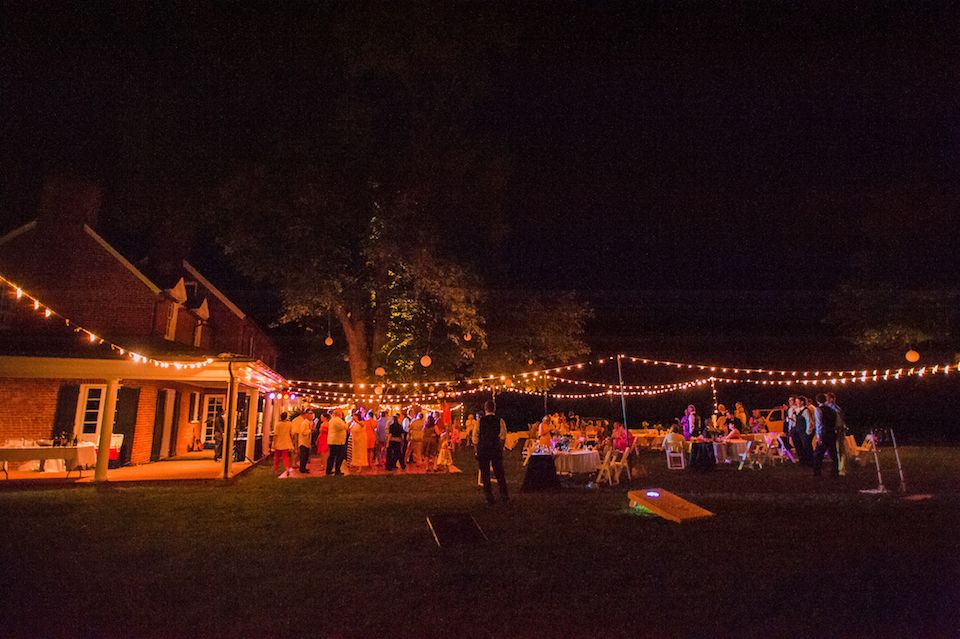 . . .and Brick House Lawn (just outside the Dining Hall) is the perfect place for entertainment, dancing, and fun!