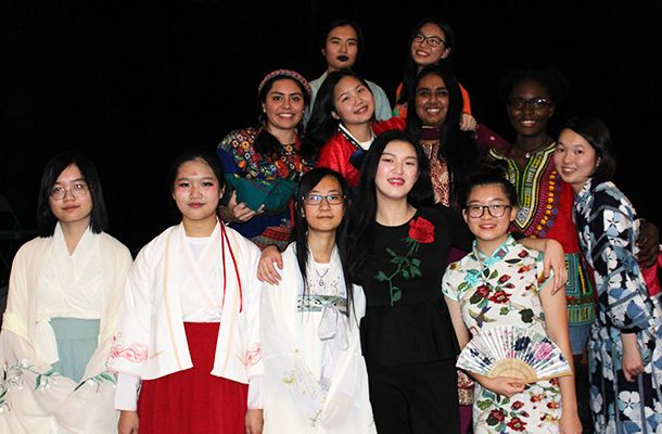 Many thanks to all who participated, especially members of the Global Cultures Club, and made this International Gala one for the books!