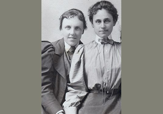 Theodate Pope Riddle 1888, architect of Westover School; founder and architect of Avon Old Farms School. Dr. Alice Hamilton 1888, first female faculty member of Harvard University Medical School and founder of the field of industrial medicine.