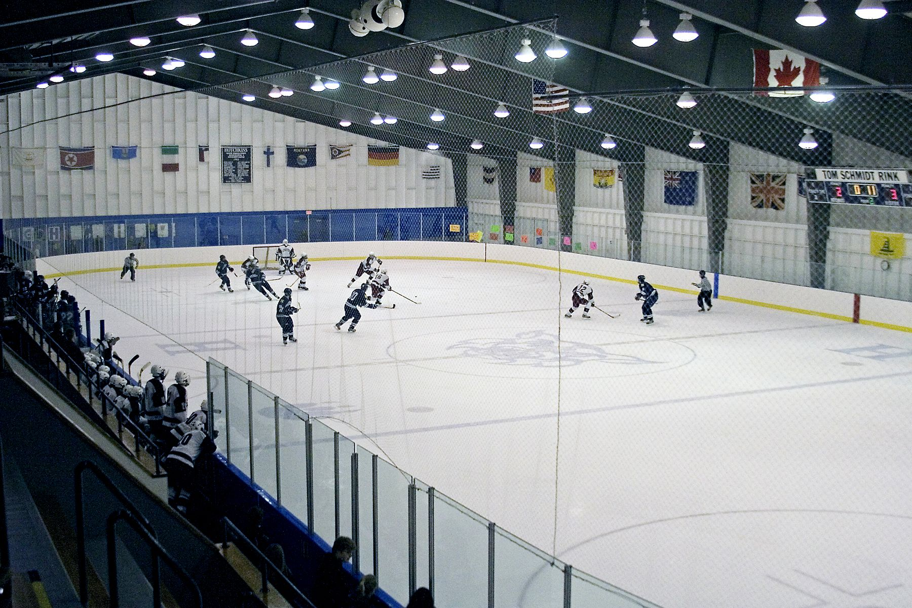 Thomas Schmidt Rink at The Hotchkiss School