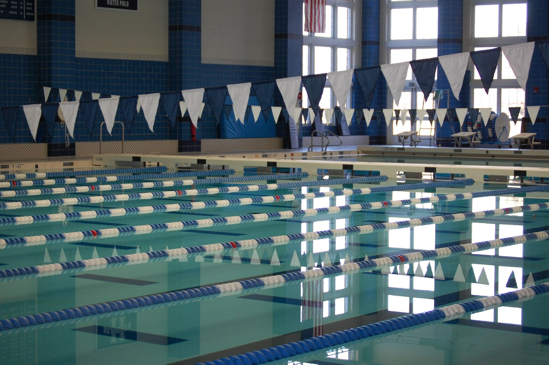 Hixon Pool at The Hotchkiss School