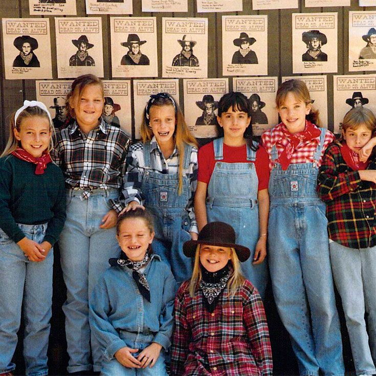 The first Third Grade Gold Rush in 1996.
