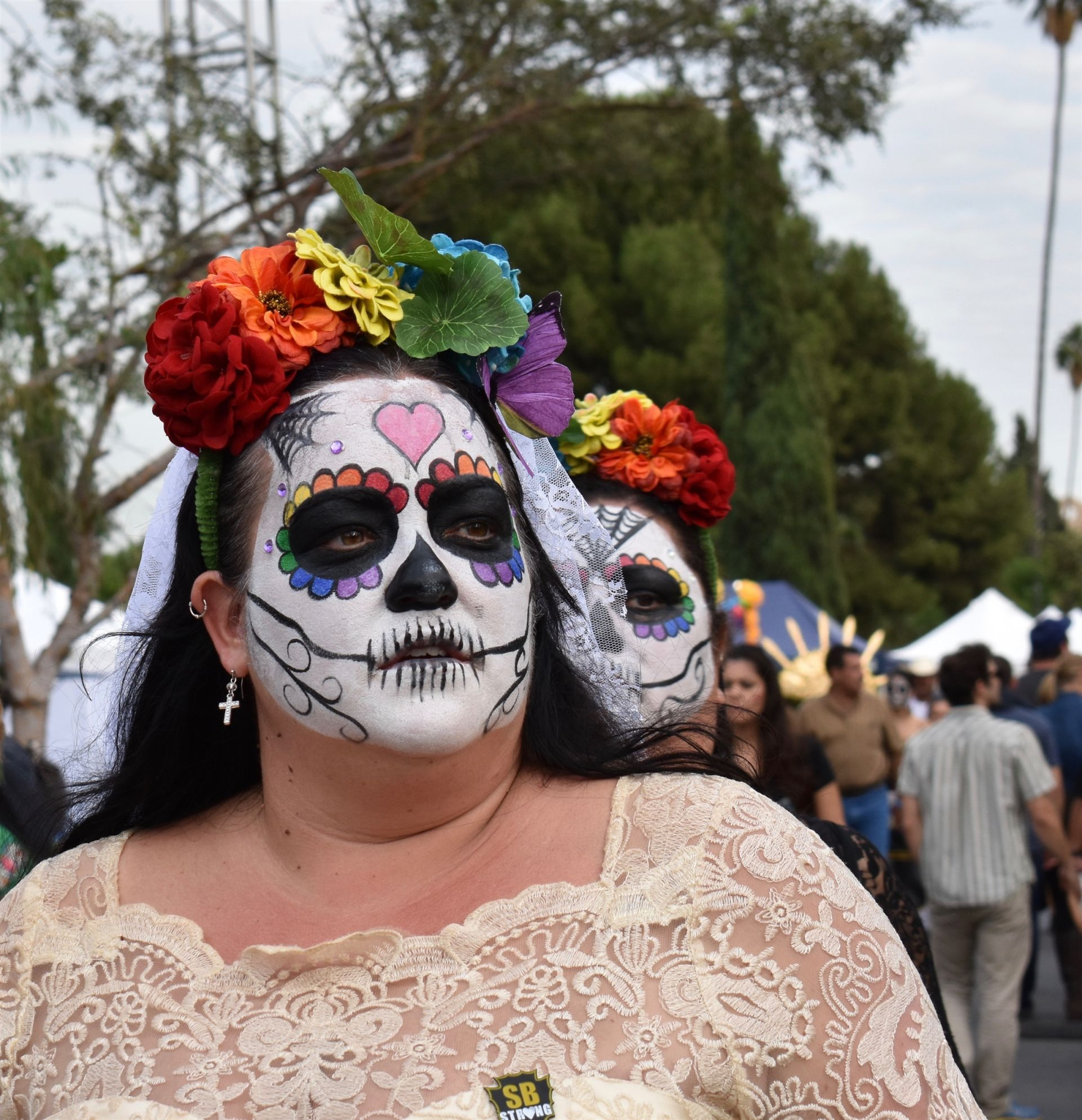 Sophie D., Day of the Dead #5