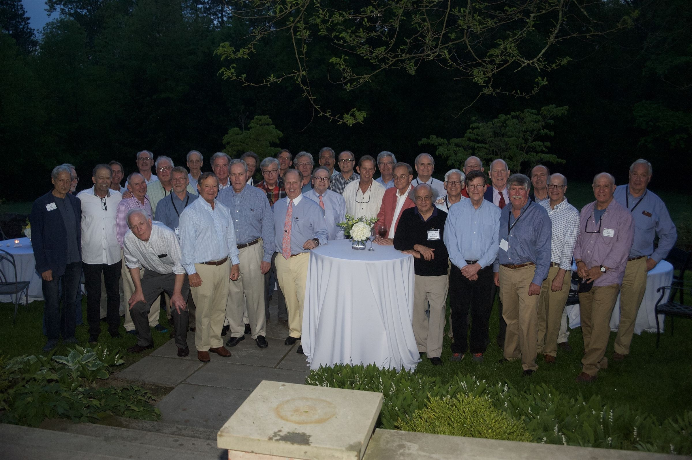The Class of 1969 turned up in record numbers for their 50th Reunion!  This all-star class had a blast all weekend, especially at Merry and Rob McCreary's house party.