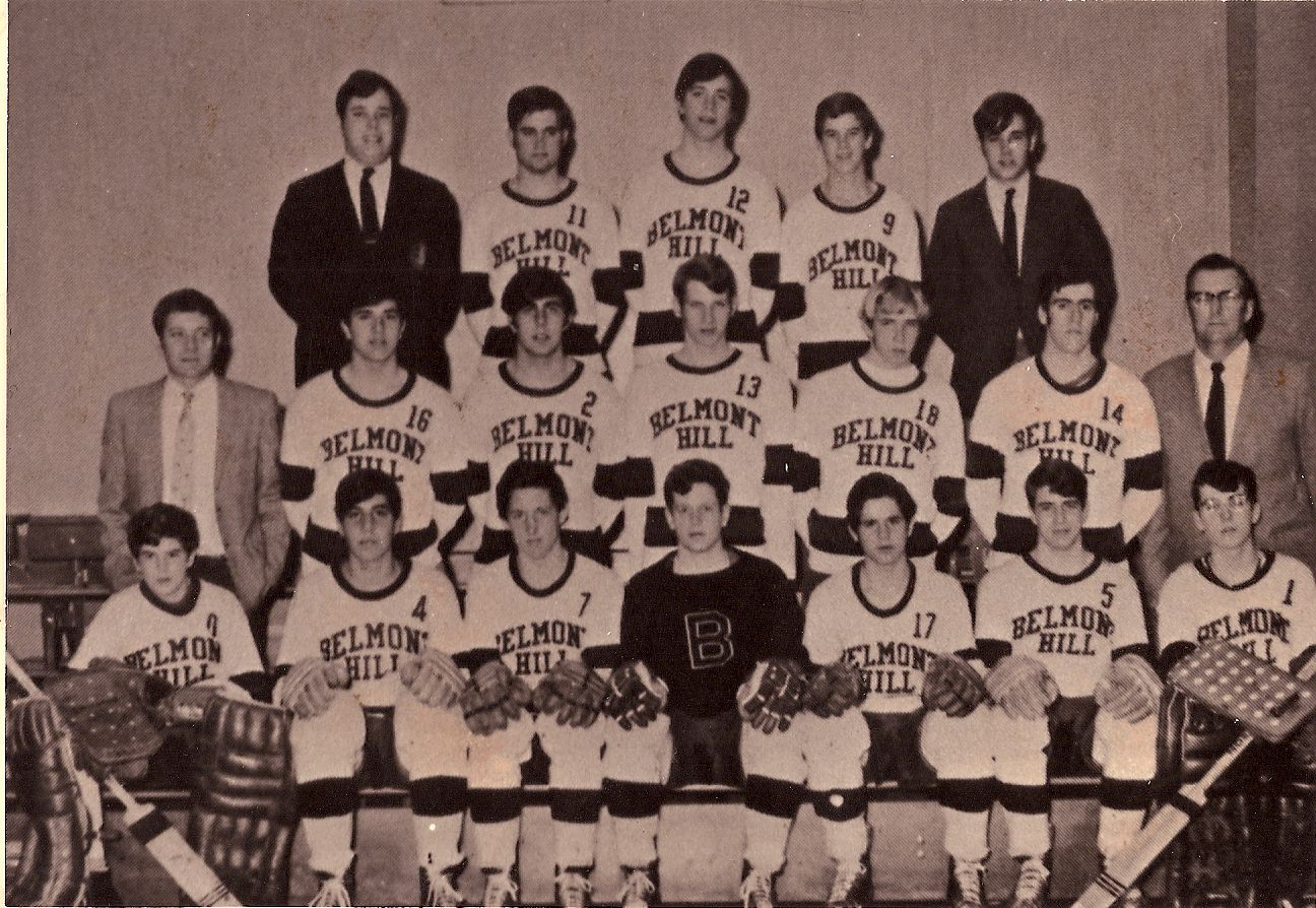 First Row: Aiken, Dunn, Scannell, Macmillan, Holmes, Hogan, Walworth,  Second Row; Mr. Van Beever, Joyal, Lane, Anderson, Mardulier, Delorey, Mr. Walworth Third Row: Amsbary, B., Johnson, Morin, Aiken, Amsbary,D.,