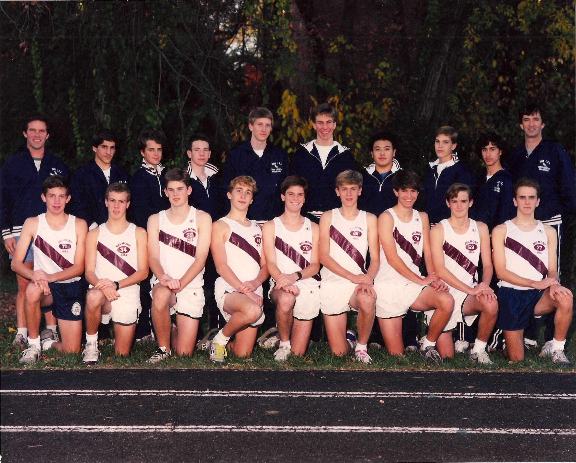 Cross Country 1991
