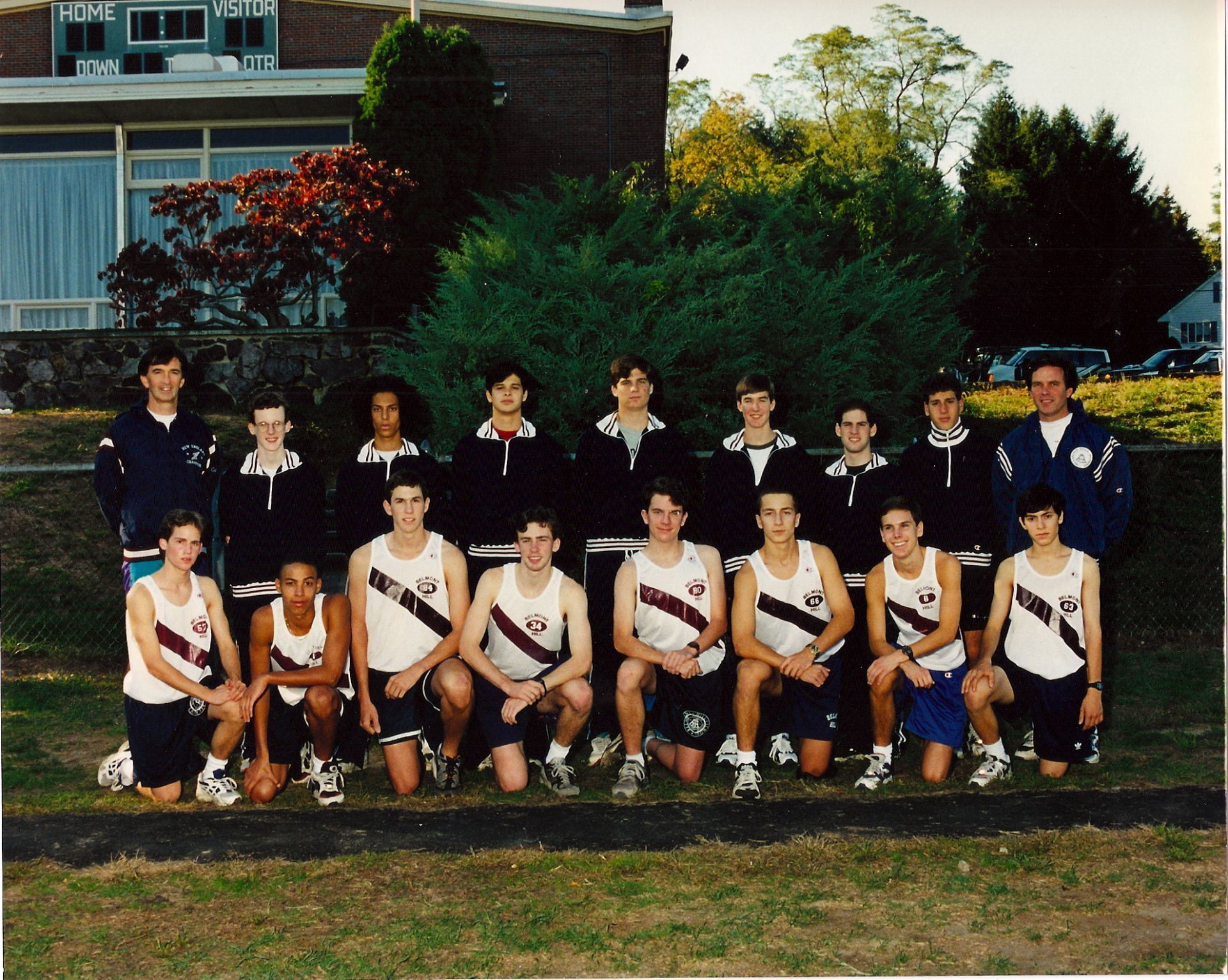 Cross Country 1996