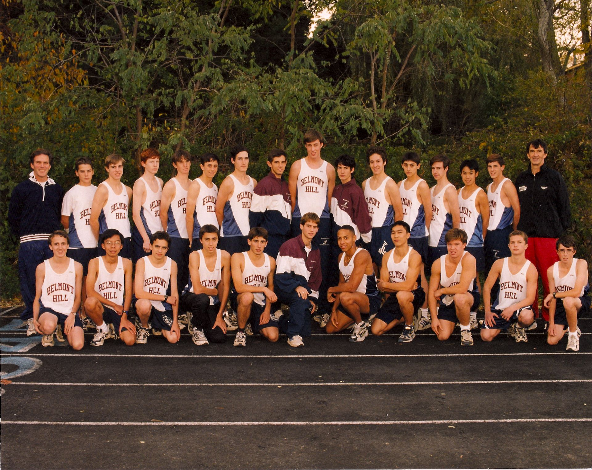Cross Country 1998