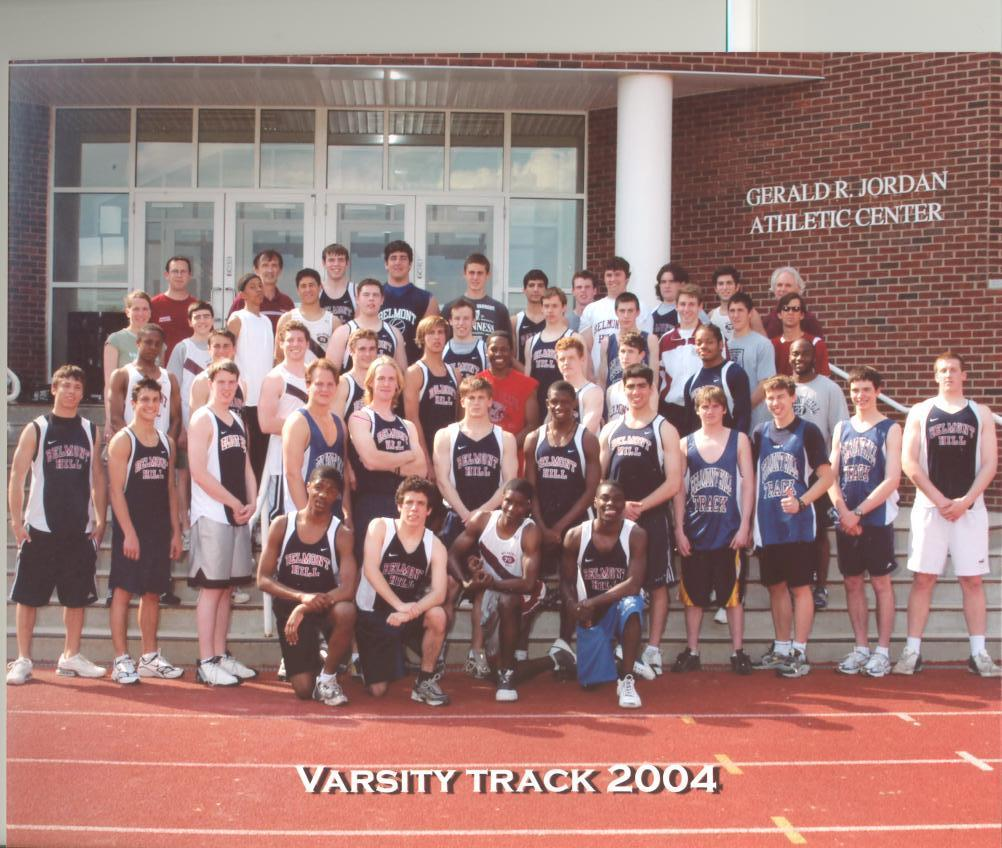 Track and Field 2004
