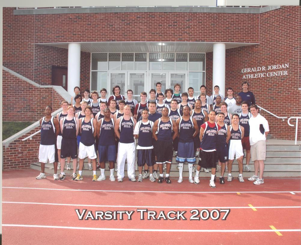 First Row: Hurdle, Tarnoff, Carey, Ekwelumn, Cusano, Duggal, Gatewood, Gates, ??, Boghos, ??, Coach MurphySecond Row: Holland, Wendler, DeJesus, Silvia, Peabody, Heath, Williams, Tarnoff, ???Third Row: ??, Ognibene, Wolfsberg, Gibbons, Del-Castillo, Balk, Williams, Dinkneh, Coach CollinsFourth Row: Coach Harder, ??, Esposito, Balk, MacDonald, Dunphy, Pottle, Ramos, ??, Coach KirbyFifth Row: Izen, DesBois, Po, Troderman
