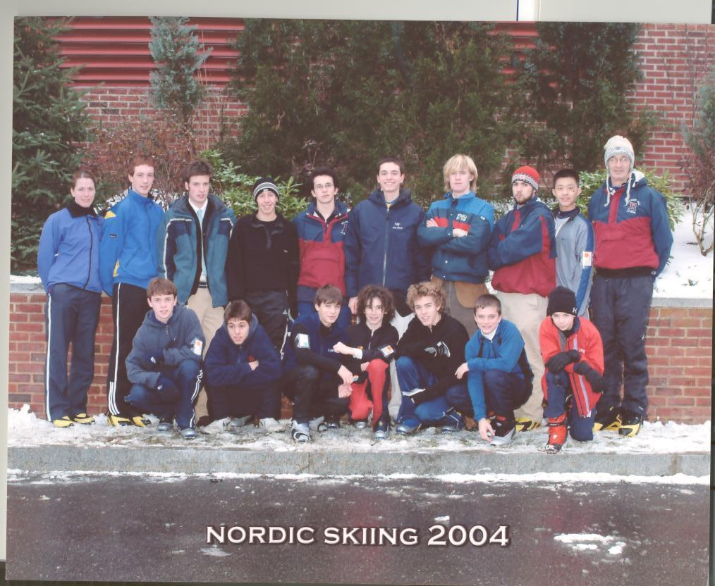 Cross Country/Nordic Skiing 2004