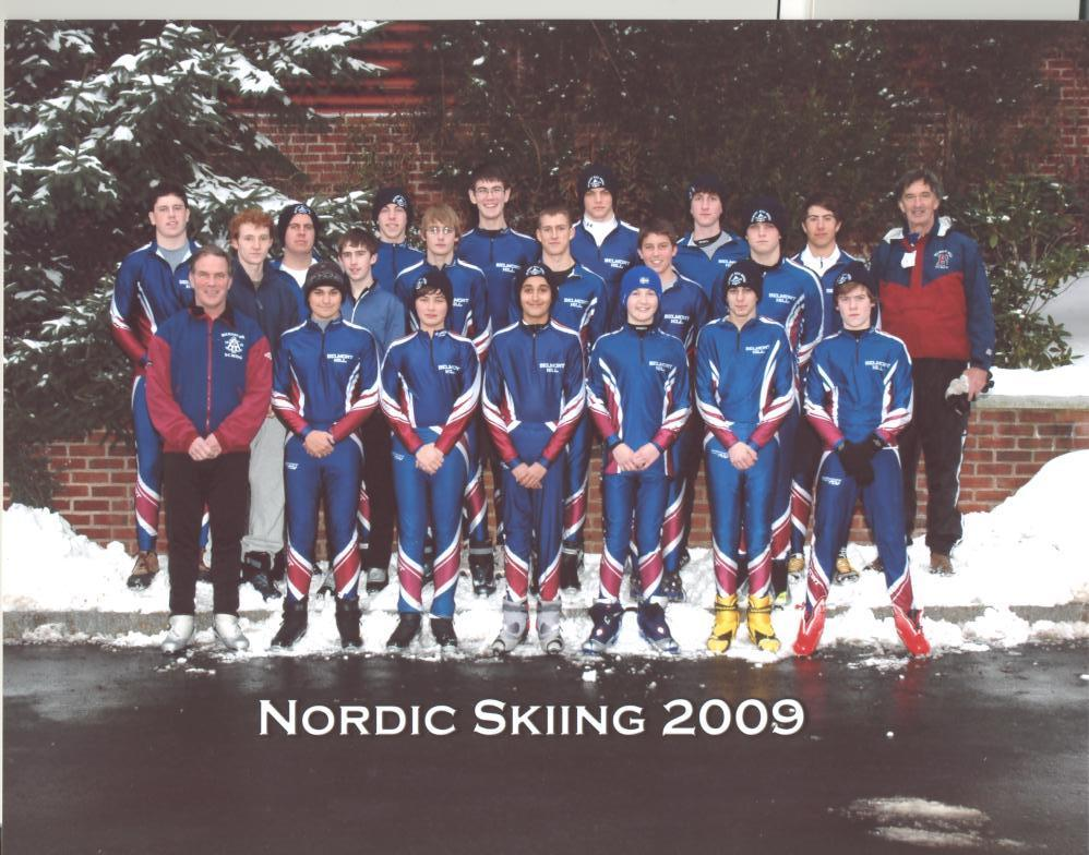 Cross Country/Nordic Skiing 2009