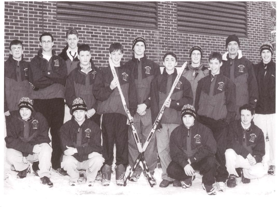 Cross Country/Nordic Skiing 2001