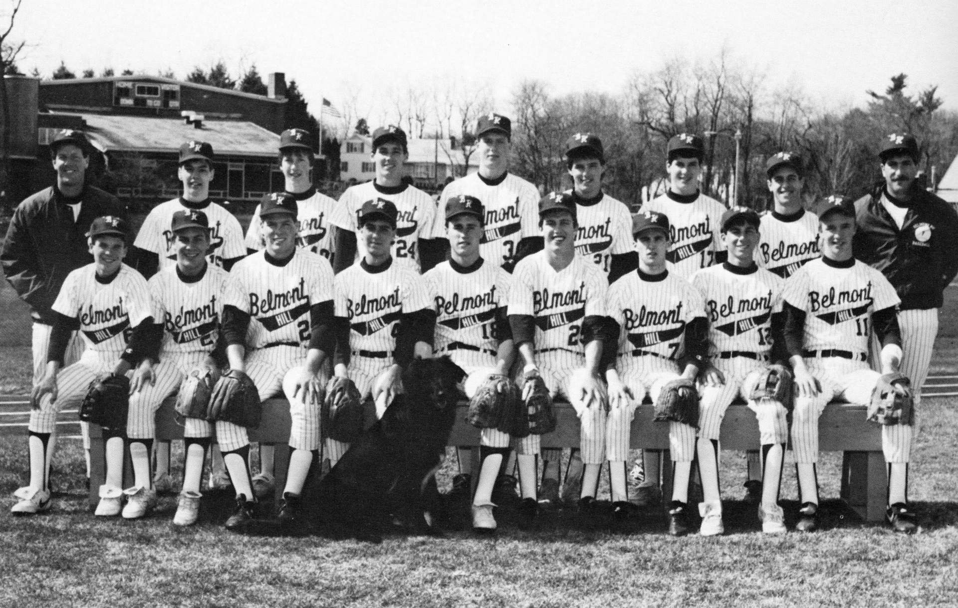 Top Row: Brownell,McHue, Plourde, Keany, JOnes, Blank Kenneally. Schafer Front Row, Casey, Southmayd, Silk, Cimeno, Coady, Madden, Lynch, Bines, Hardin
