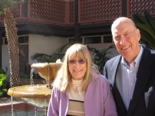 Helen and Toby Kimball '61 on February 26th in La Jolla, CA.