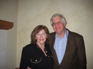 Louise and Foster Furcolo '62 on February 26th in Coronado, CA.