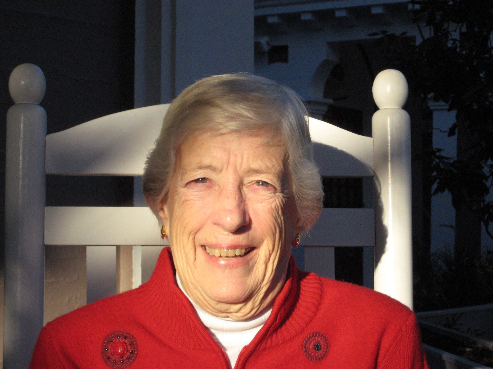A visit with Daisy Crane, (Mrs. George Crane '53) in Concord, MA on November 13, 2013