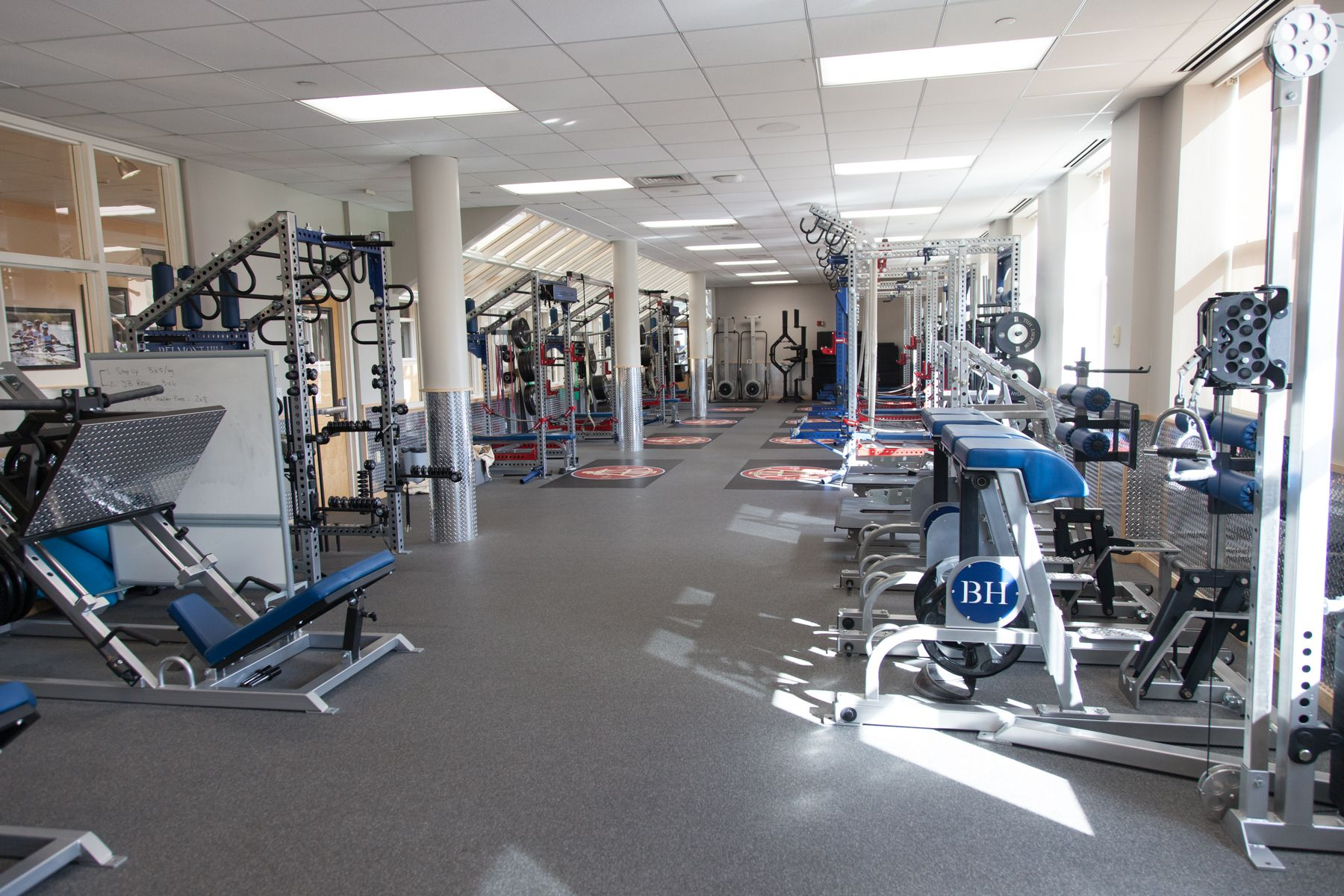 Cross Family Fitness Center