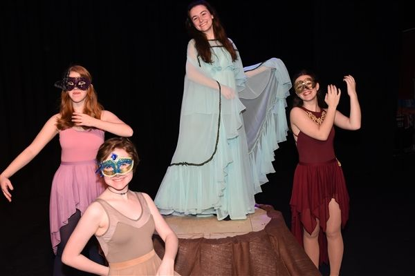 "Notre Dame High School Presents ""The Tempest"""