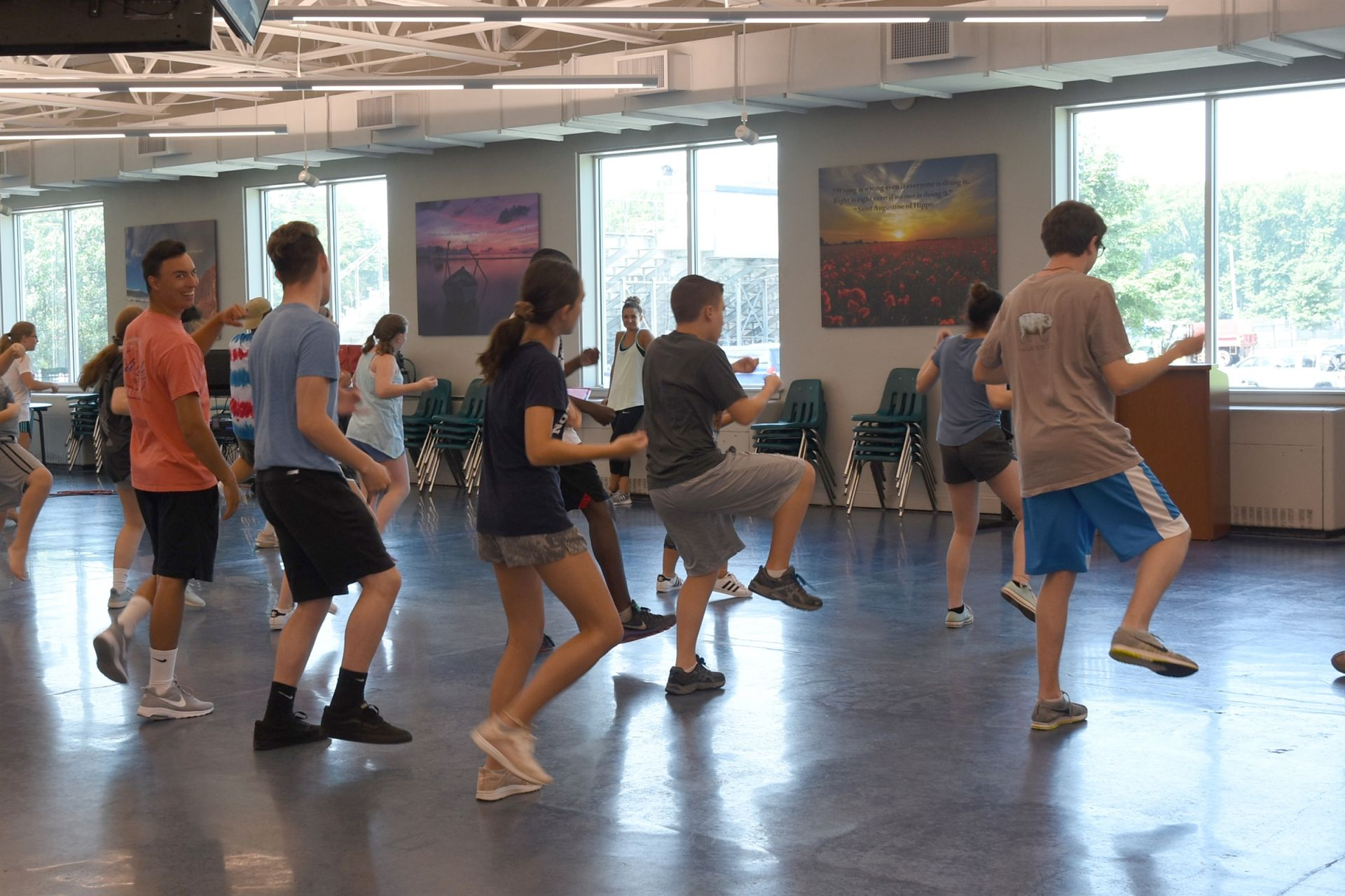Notre Dame Performing Arts Summer Camp