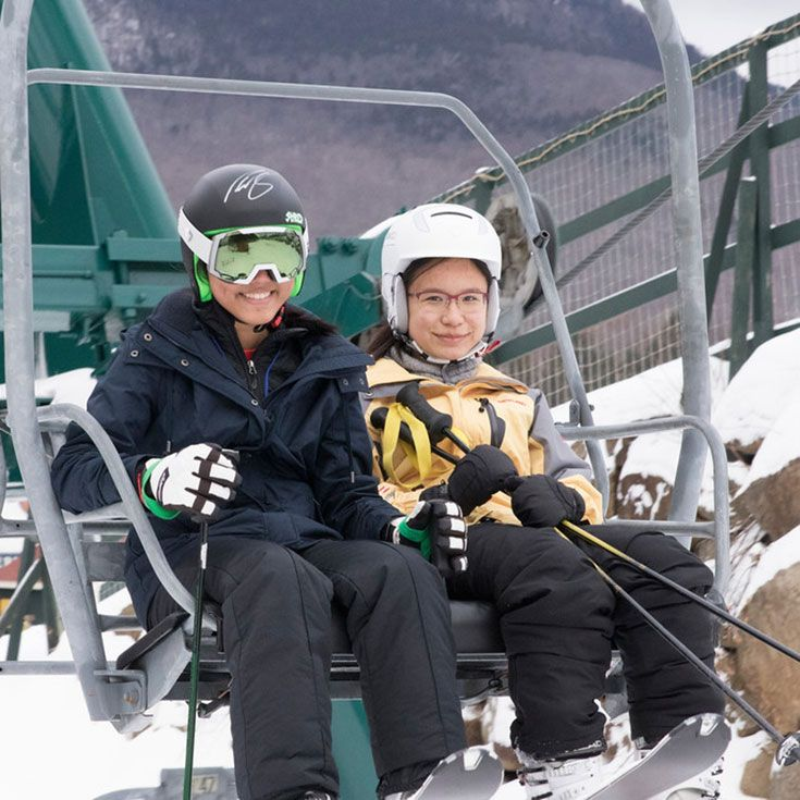 Intro to Snow Sports at the mountain