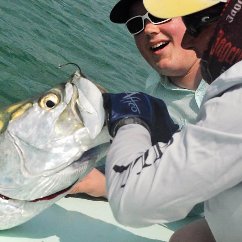 Jack Yanchitis: Studying the management of catch-and-release only fisheries alongside the Tarpon and Bonefish Research Center at the University of Miami