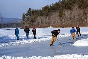 Winter Fest at the Squam Lakes Association
