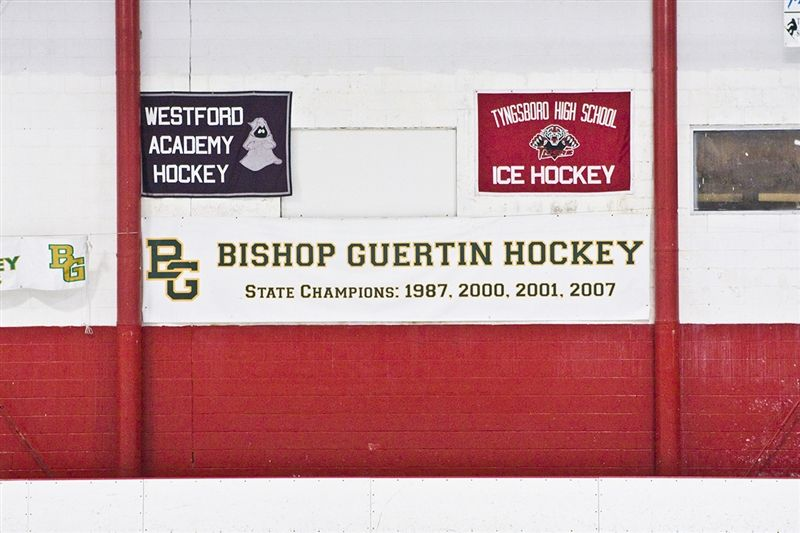 Skate 3 Ice Arena: Home for the Cardinal boys' hockey team for over 4 decades. The facility is located in Tyngsboro, MA, only 4 miles from our campus.