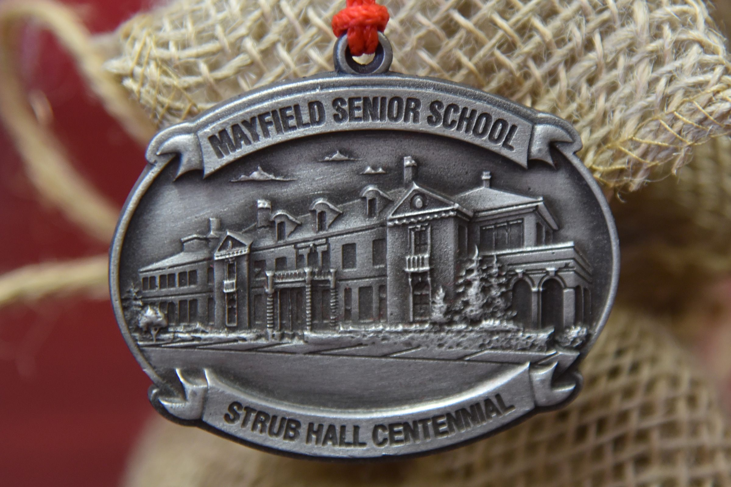 2019 Ornament [front]