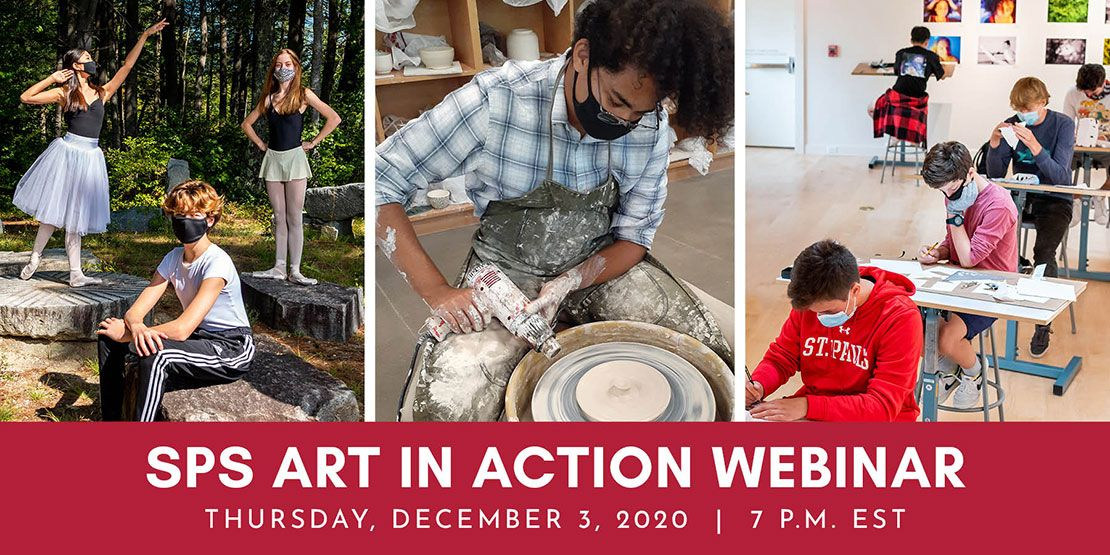 Arts in Action Banner