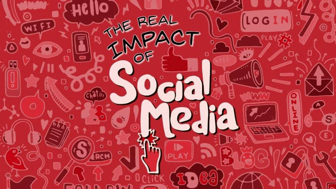 impact of social media infographic