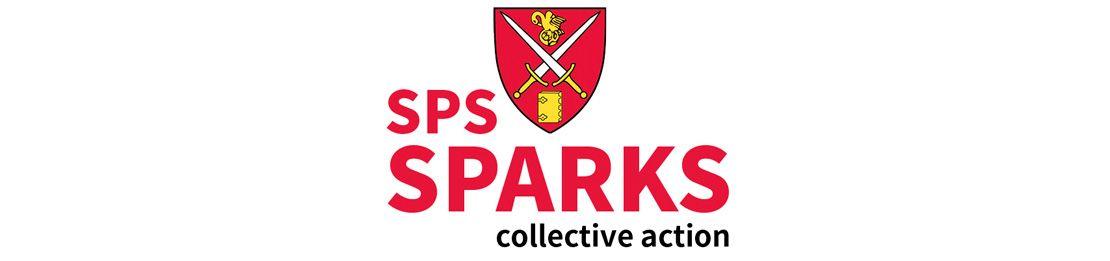 SPS Sparks Logo